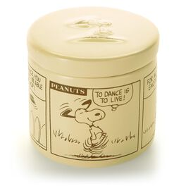Peanuts® Ceramic Box, , large