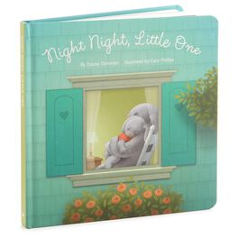 Night Night, Little One Bunny Board Book, , large