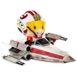 itty bittys® Star Wars™ Luke Skywalker™ X-Wing Pilot™ 40th Anniversary Stuffed Animal Special Edition, , large