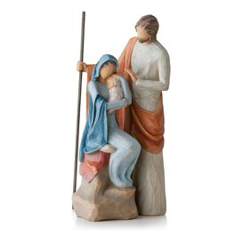 Willow Tree® Holy Family Nativity Figurines, , large