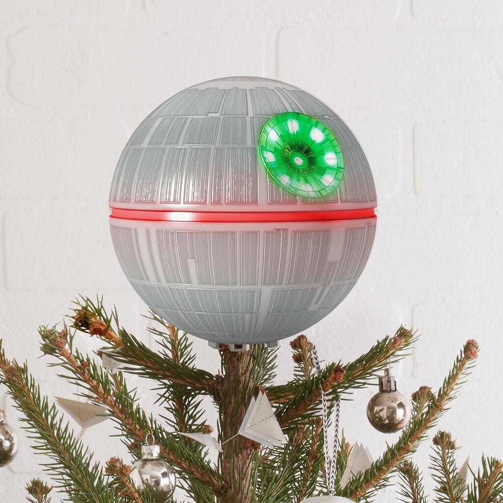 Star Wars Death Star Tree Topper 6 3