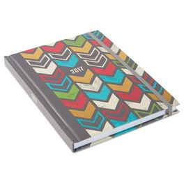 Chevron 2017 Weekly Planner, , large