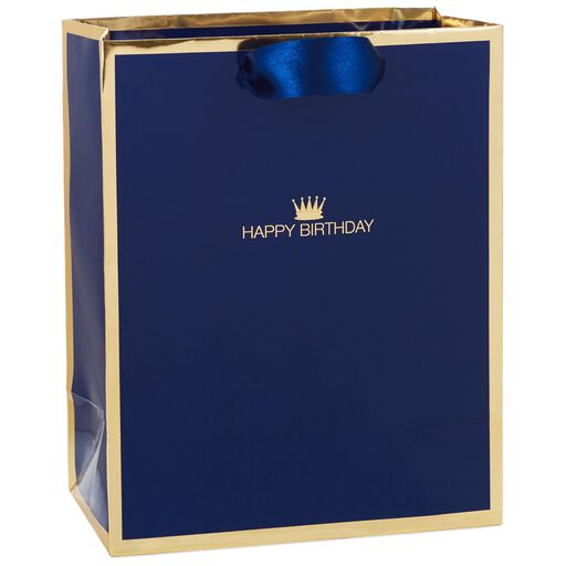 Birthday Crown Medium Gift Bag 95