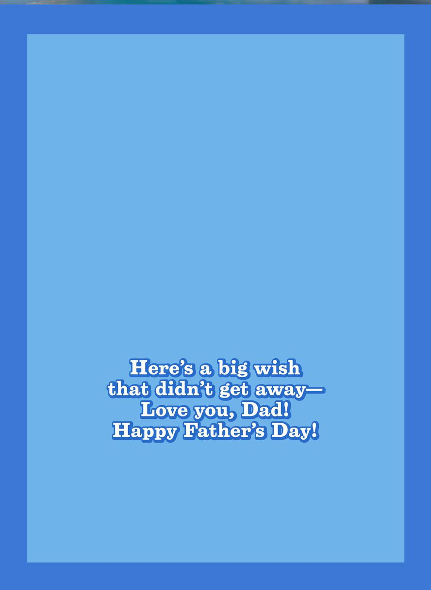 Cute Cats Fishing Funny Fathers Day Card For Dad Greeting Cards