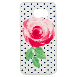 Pretty and Preppy Rose Samsung Galaxy S6 Android Phone Case, , large