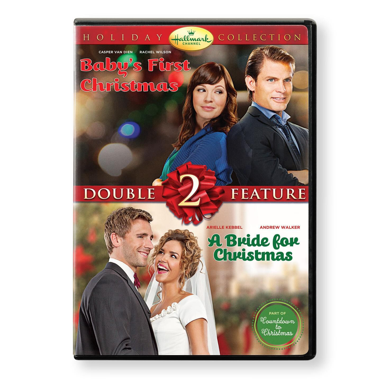 babys first christmas and a bride for christmas hallmark channel dvd set hallmark channel hallmark