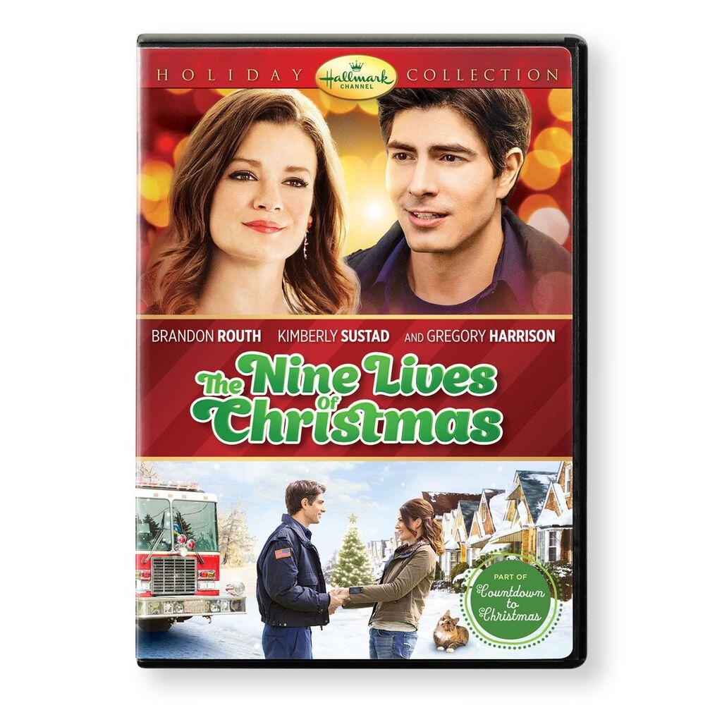 The Nine Lives of Christmas Hallmark Channel DVD - Hallmark Channel ...