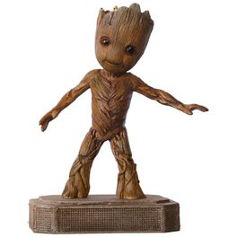 Guardians of the Galaxy Vol. 2 Groovin' Groot Musical Ornament, , large