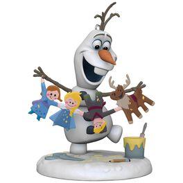 Disney Olaf's Frozen Adventure Ornament, , large