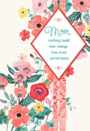 In My Heart Mother's Day Card