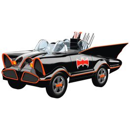 BATMAN CLASSIC TV SERIES™ 1966 Batmobile™ Kiddie Car Classics Collectible Car, , large