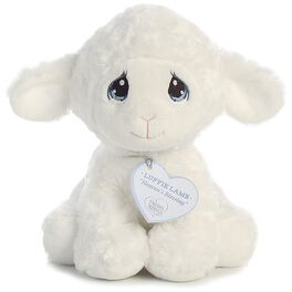 "Aurora Precious Moments 12"" Luffie Lamb, , large"