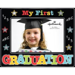 My First Graduation Malden Picture Frame, 4x6, , large