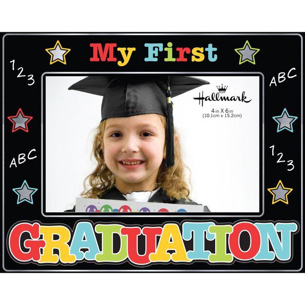 my first graduation malden picture frame 4x6