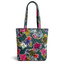Vera Bradley Tote Bag in Falling Flowers, , large