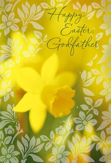 So Much Appreciation Easter Card for Godfather,