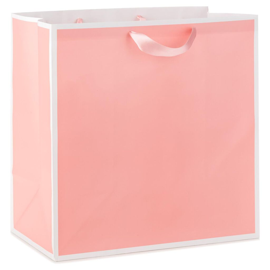S Pink Extra Large Gift Bag 15 5