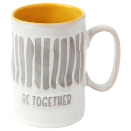 Be Together Stoneware Mug, 12 oz., , large