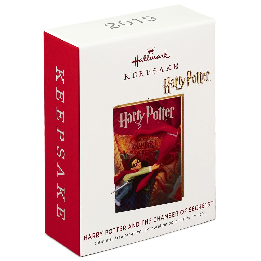 Harry Potter And The Chamber Of Secrets Ornament Keepsake
