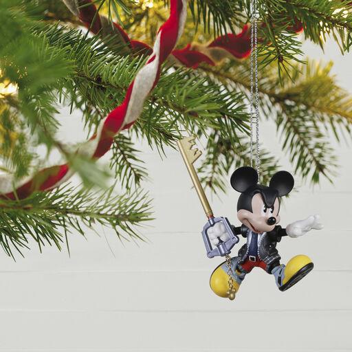 Disney Kingdom Hearts King Mickey Ornament,