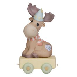 Precious Moments® You Mean The Moose To Me Figurine, Age 13, , large