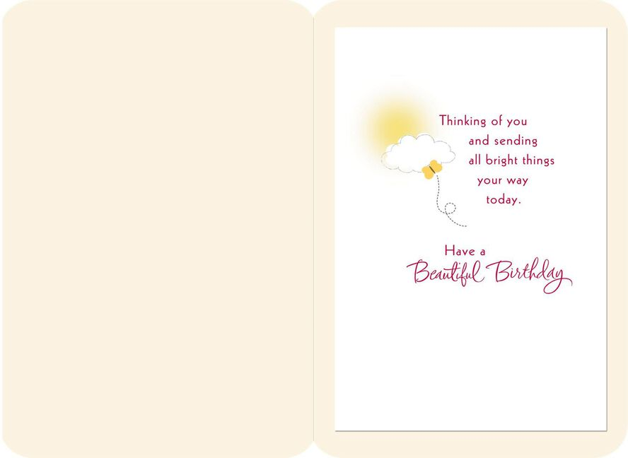 Winnie The Pooh Birthday Card For Granddaughter Greeting Cards
