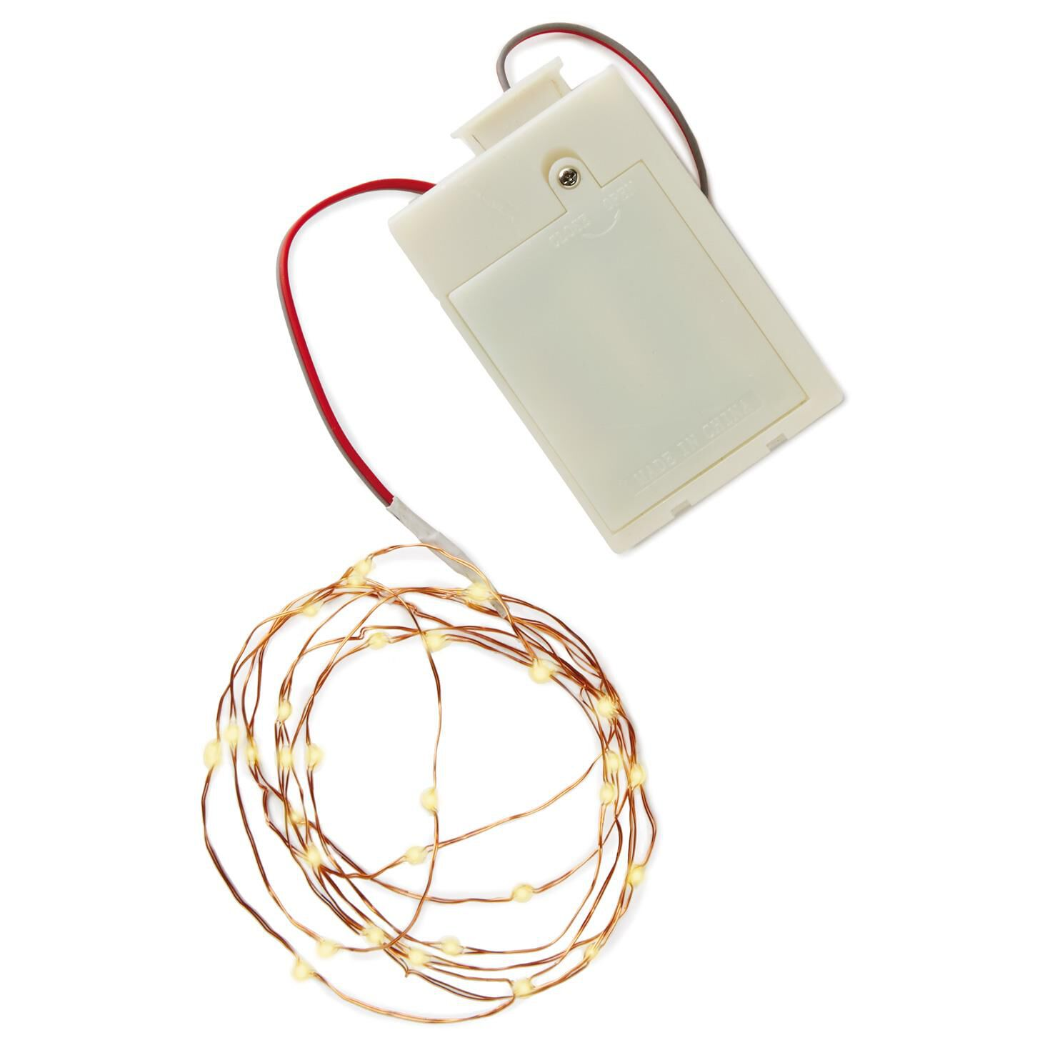 micro led string lights with battery decorative accessories
