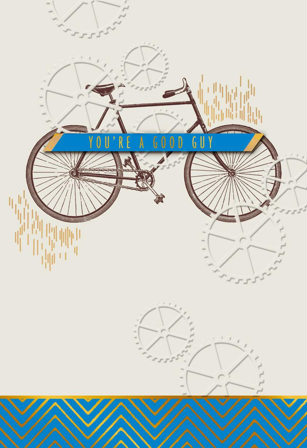 You Go the Extra Mile Bicycle Birthday Card for Him - Greeting Cards -  Hallmark 8a2582fcb