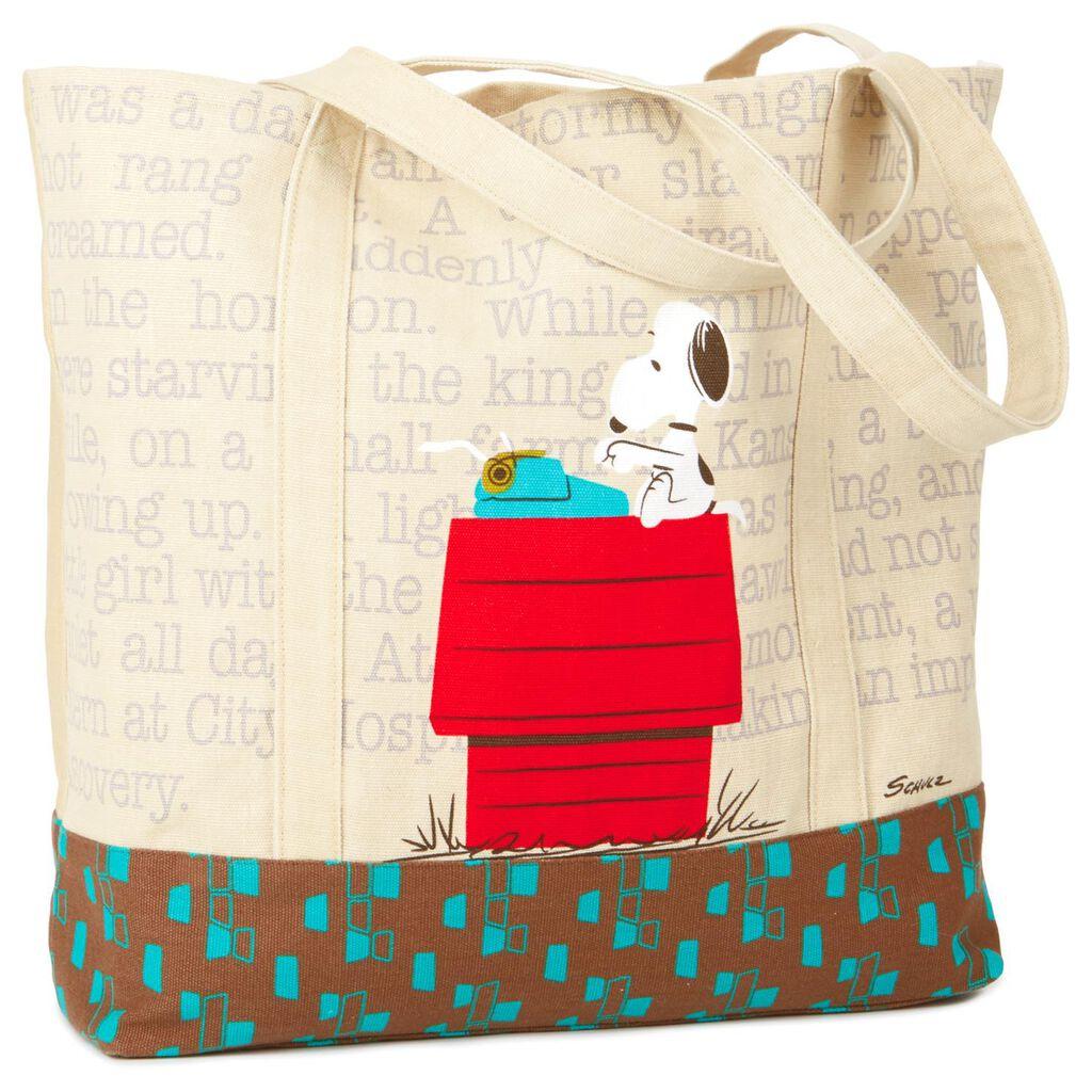 0697741581c2 Peanuts® Snoopy Tote Bag