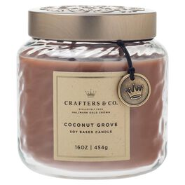 Crafters & Co. Coconut Grove 16-oz Candle, , large