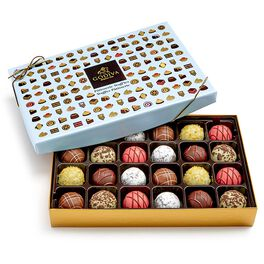 Godiva Assorted Pâtisserie Dessert Truffles in Gift Box, 24 Pieces, , large