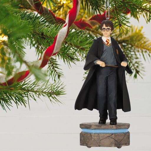Christmas In July Hallmark Meme.Harry Potter Collection Harry Potter Ornament With Light