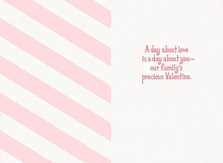 Granddaughter First Valentines Day Card Greeting Cards Hallmark – First Valentines Day Card