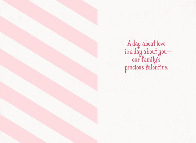 Granddaughter First Valentines Day Card Greeting Cards Hallmark – First Valentines Day Cards