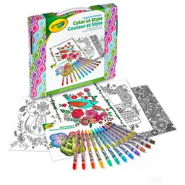 Crayola® Color in Style Set, , large