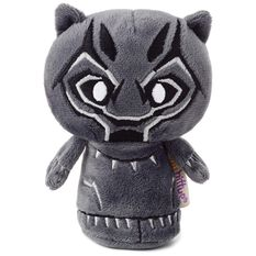 Itty Bittys 174 Black Panther Stuffed Animal Limited Edition