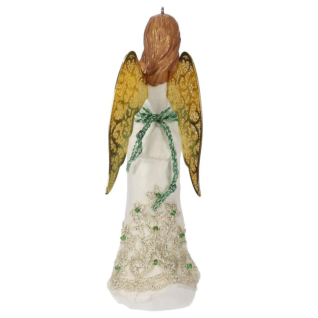 Christmas Angels.Christmas Angels Love Ornament