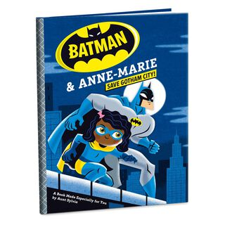 BATMAN™ Personalized Book,