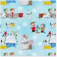 Peanuts 174 A Charlie Brown Christmas On Blue Christmas