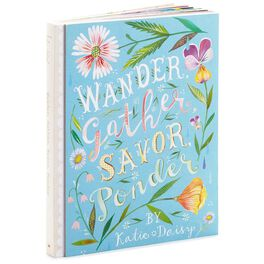 Wander, Gather, Savor, Ponder Book, , large