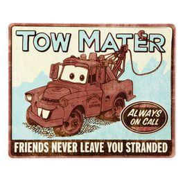 Disney/Pixar Cars Mater Tin Sign, , large