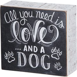 Primitives by Kathy Love & a Dog Chalk Sign, , large