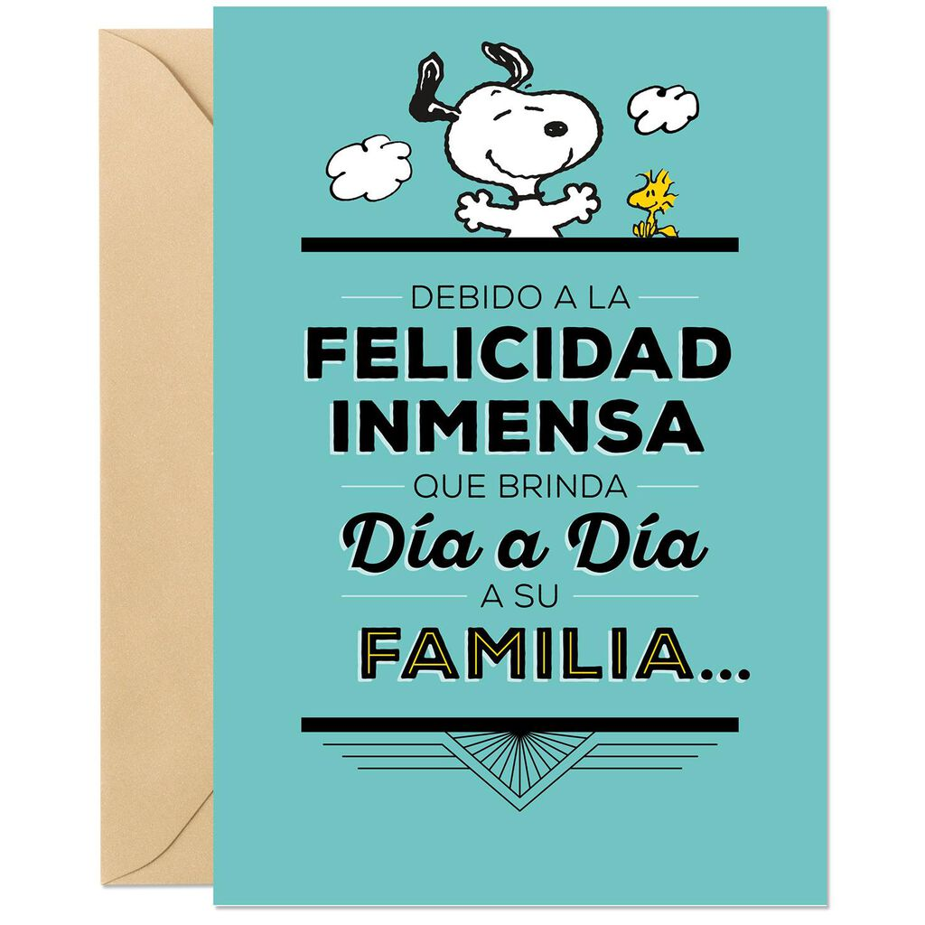 Peanuts Best Dad In The World Certificate Spanish Language Fathers