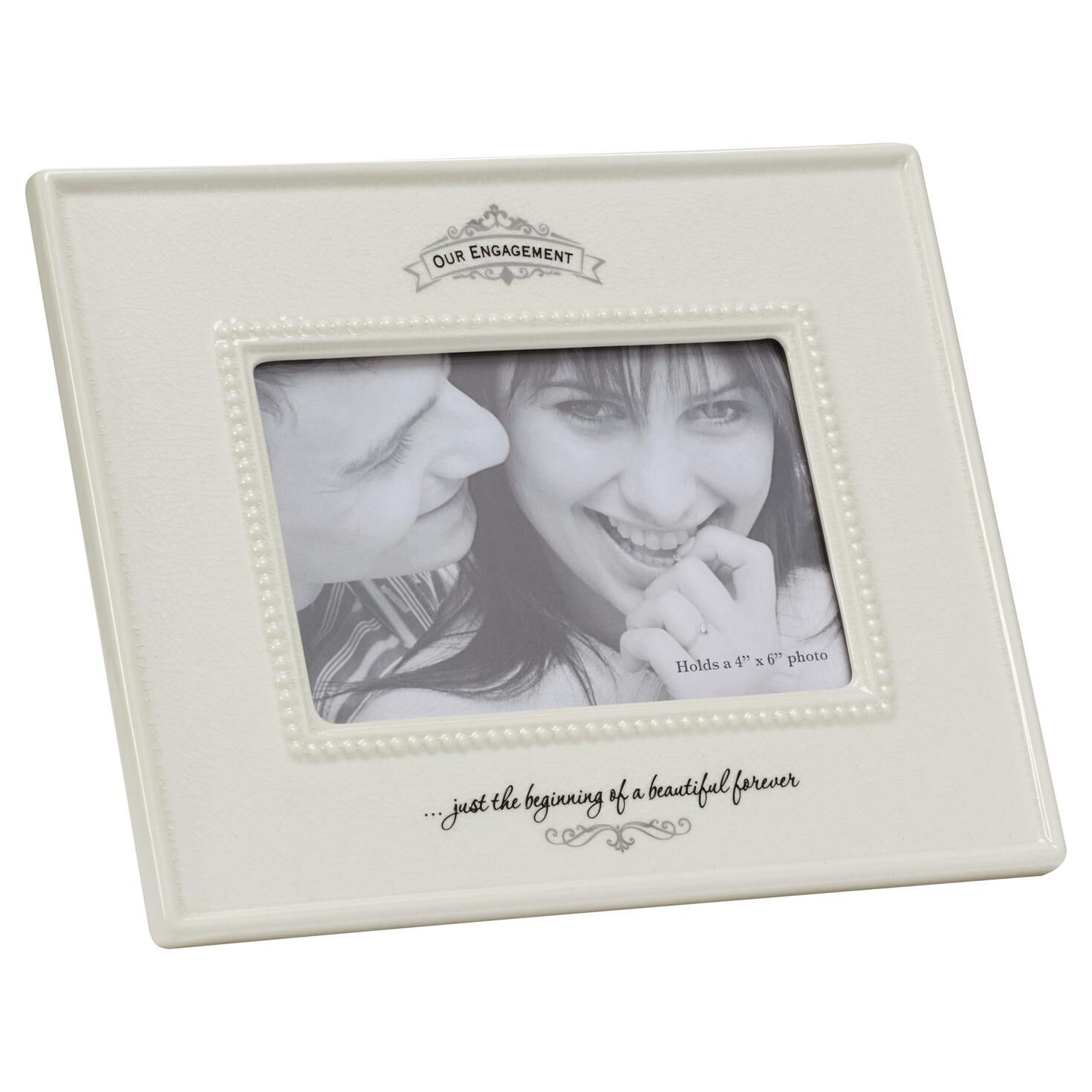 Our Engagement Picture Frame, 4x6 - Picture Frames - Hallmark
