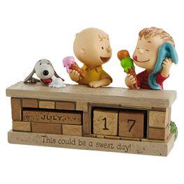 Peanuts® Sweet Day Perpetual Calendar, , large