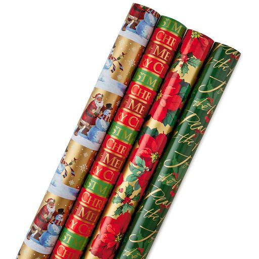 Paw patrol 40 sq ft Christmas Holiday Gift Wrap