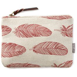 Natural Pencil Pouch, , large