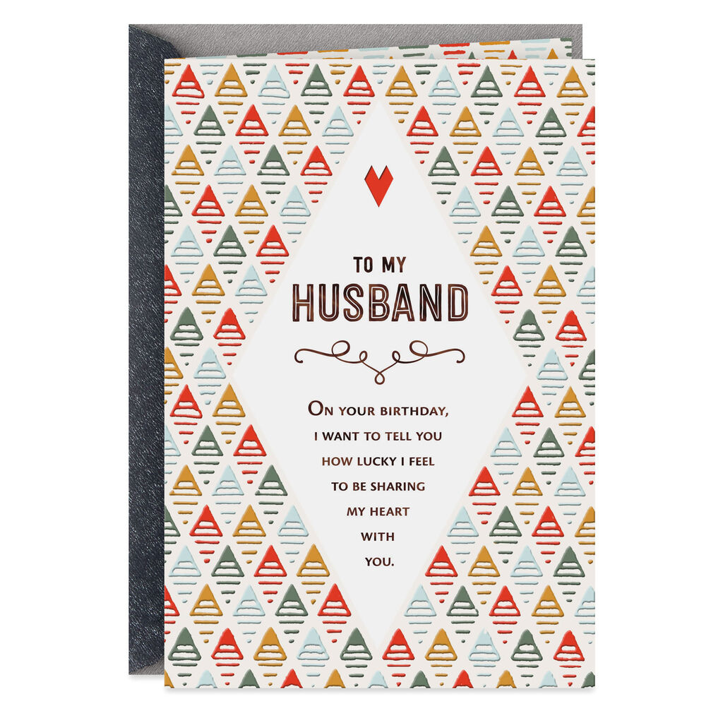 Youre Incredible Birthday Card For Husband