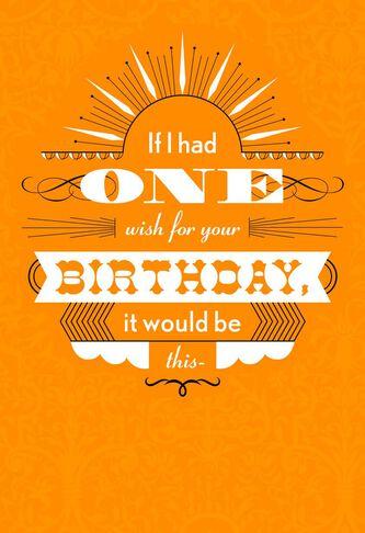 Lottery Win Birthday Wish Funny Birthday Card Greeting Cards
