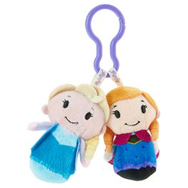 Disney Frozen Elsa and Anna itty bittys® Clippys, , large